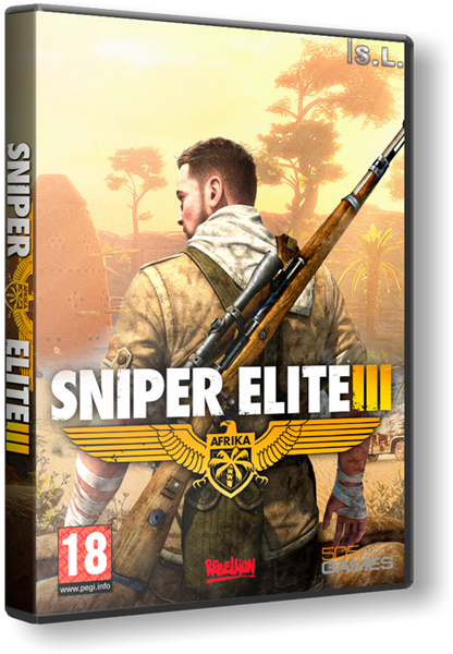 Sniper Elite 3 [v.1.14 + DLC] (2014) PC