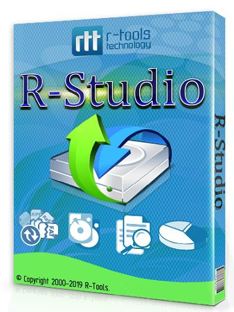 R-Studio Network Edition