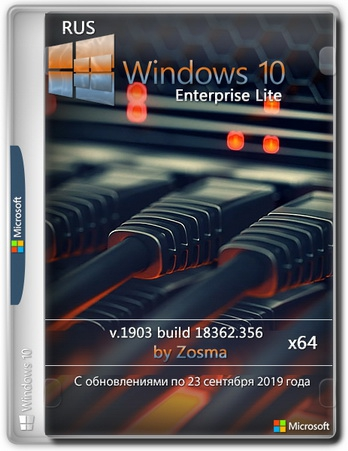 Windows 10 Enterprise x64 lite