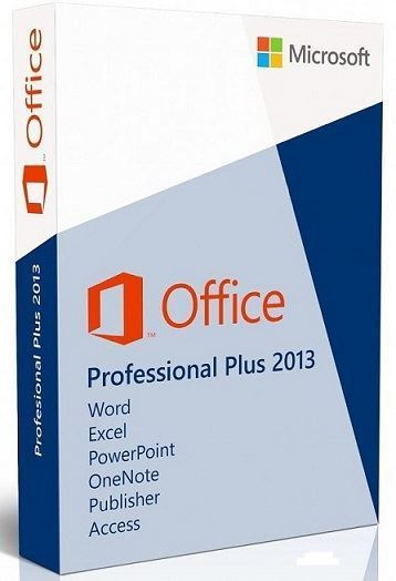 Microsoft Office 2013 SP1 Professional Plus / Standard + Visio Pro + Project Pro