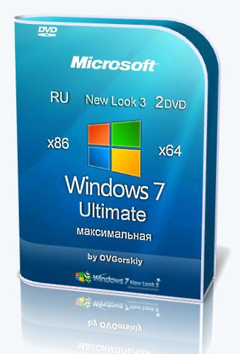 Microsoft Windows 7 Ultimate Ru x86/x64