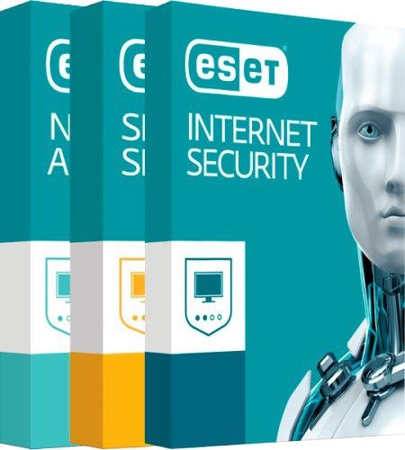 ESET NOD32 Antivirus/Internet Security/Internet Security
