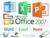 Microsoft Office 2007 SP3 Standard Portable