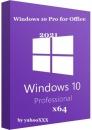 Windows 10 Pro for Office Ru x64 20H2