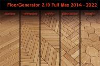 FloorGenerator for 3ds Max 2014-2022