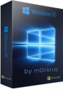 Windows 10 (v21H1) RUS-ENG x86-x64 -28in1- HWID-act (AIO)