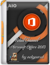 Microsoft Office 2013 Retail Channel AIO (x86-x64)
