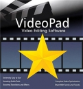 NCH VideoPad Video Editor Pro