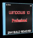 Windows 10 Professional 21H1 x64