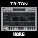 KORG - TRITON STANDALONE AAX x64