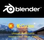 Blender K-Cycles RTX 2021 Portable
