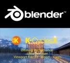 Blender K-CyclesX RTX 2021 Portable