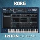 KORG - TRITON Extreme STANDALONE AAX x64