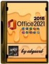 Microsoft Office 2016-2021 AIO (x86-x64)