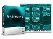Native Instruments - Absynth 5 STANDALONE AAX