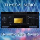 Physical Audio - Dynamic Plate Reverb AAX x64